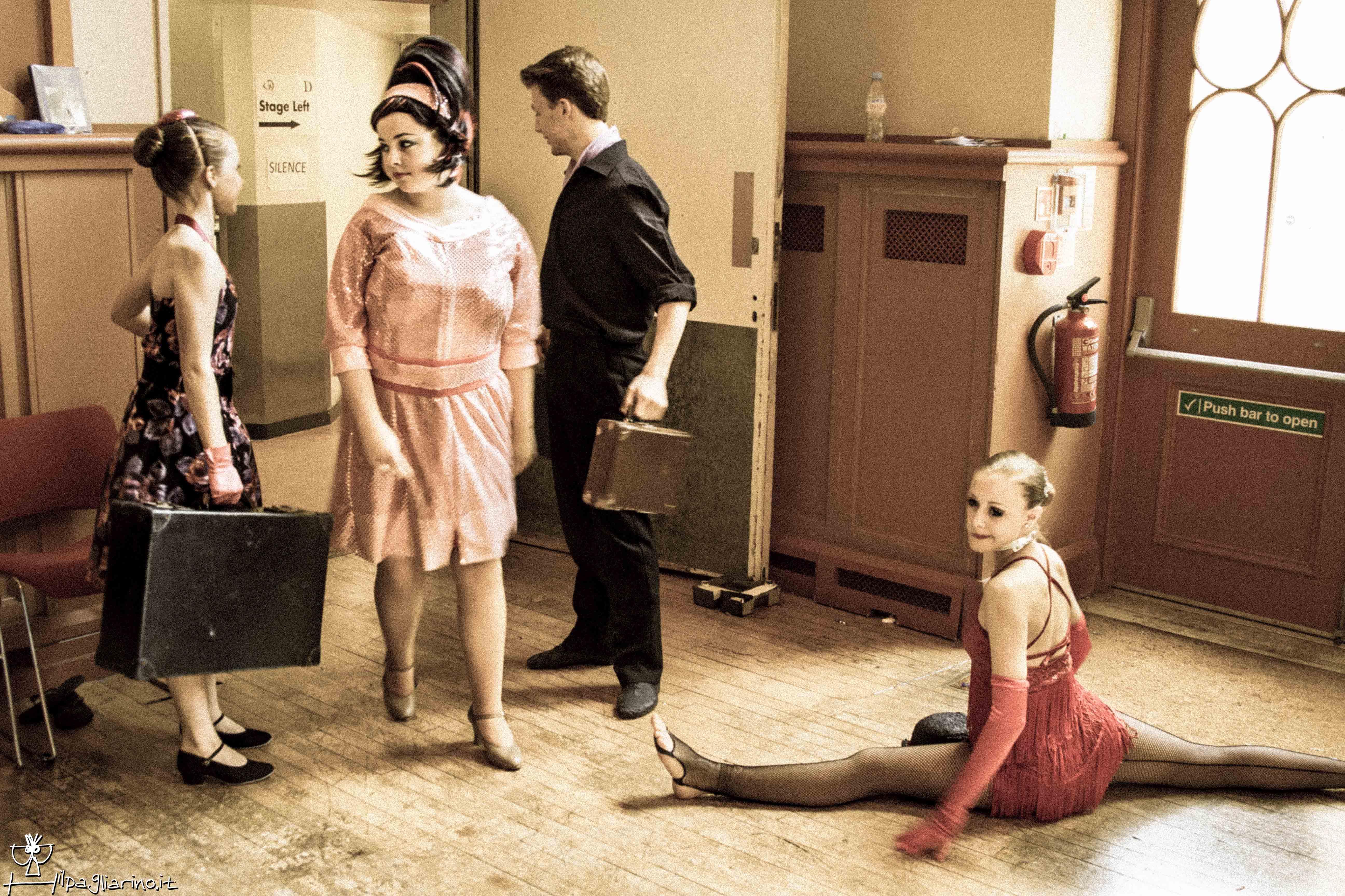 Una volta si ballava