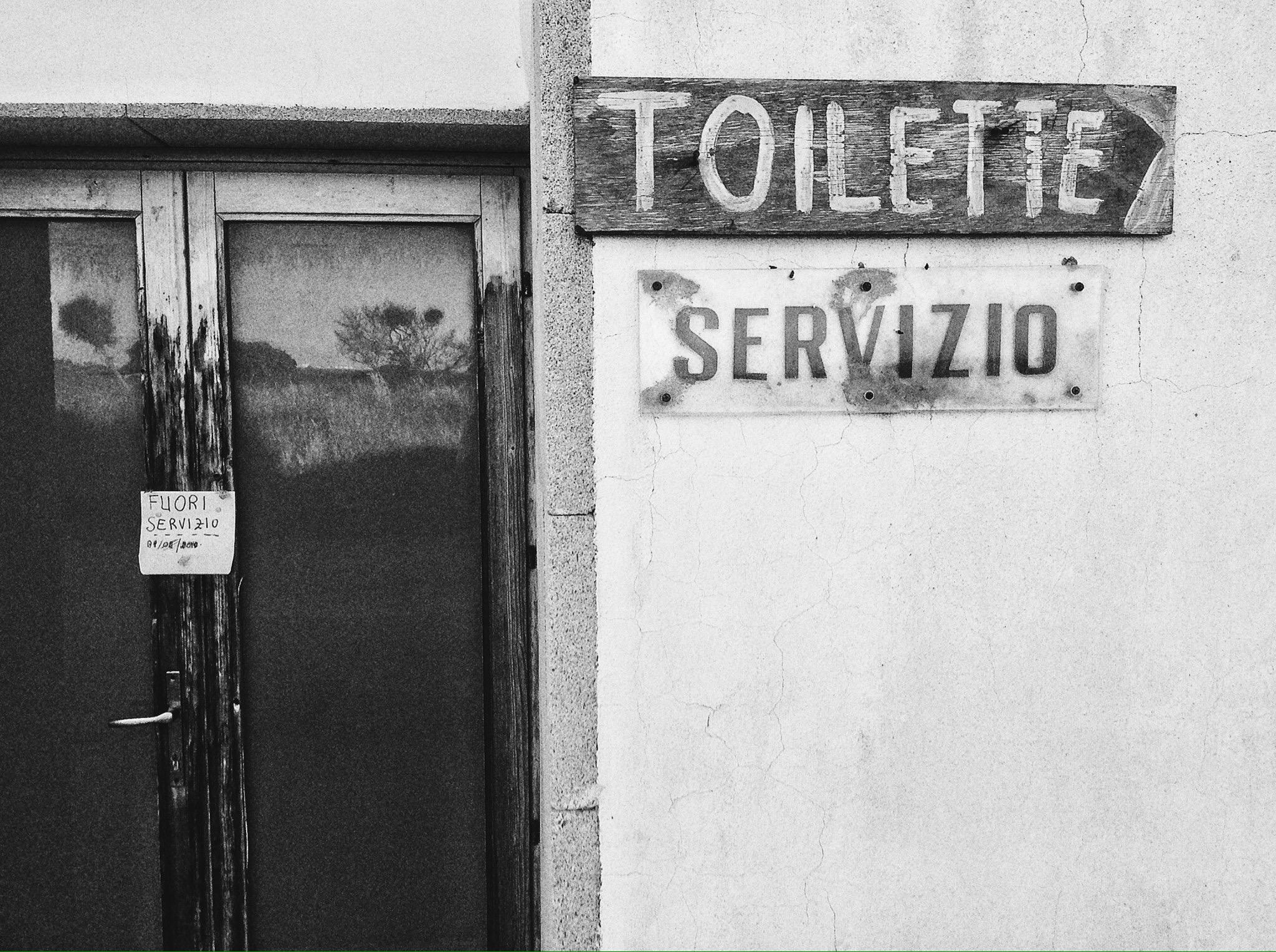 Che servizio…