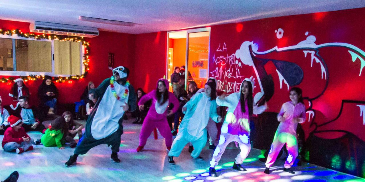 Artist Project – Galleria fotografica: Pijiama party – Dicembre 2018  #iorestoacasa