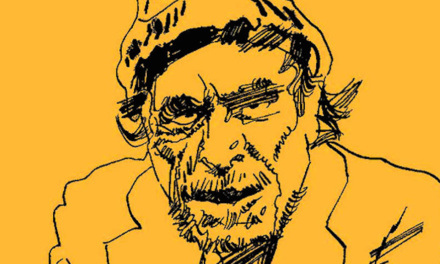 Una tapparella abbassata… ( Bukowski )