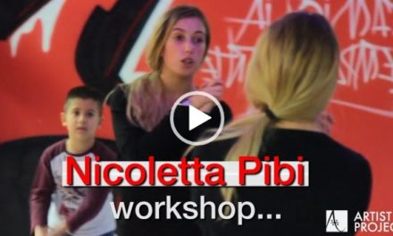 Promo Artist Project – Nicoletta Pibi Workshop